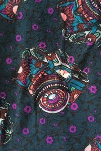 LuLaRoe NEW LuLaRoe Leggings - OS - Vintage Camera Floral *UNICORN* Leggings