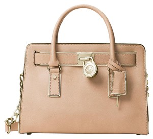 Michael Kors Satchel in Oyster