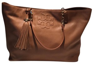 Tory Burch Tote in Royal-tan