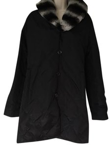 Belle Fare Down Fur Down Coat