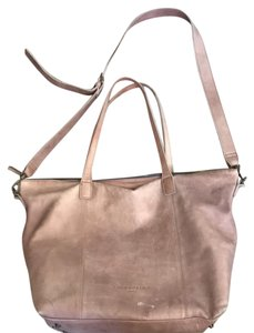 Liebeskind Tote in rose gold