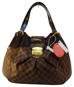 Louis Vuitton Lv Sistina Gm Damier Handbag Tote