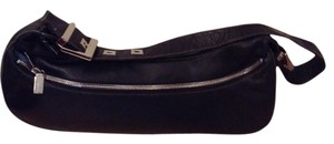 Perlina Georgeous Soft Leather Baguette