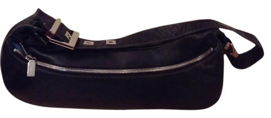 Perlina Soft Leather Baguette