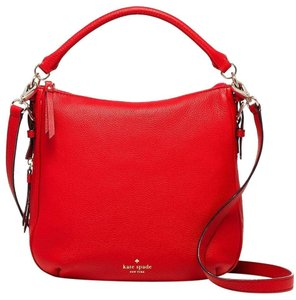 Kate Spade New York Cobble Hill Small Ella Satchel Swingpack Cross Body Bag