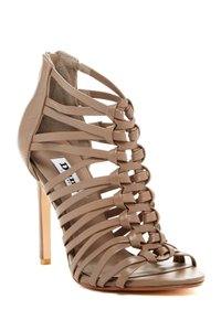 Dune London Taupe Sandals