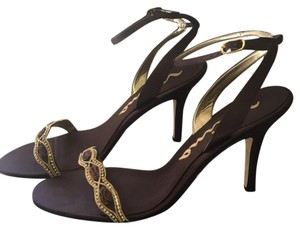 Nina Shoes Chocolate Luster Formal