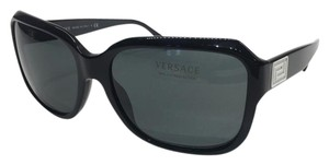 Versace NEW VERSACE SQUARE SUNGLASSES MOD 4207 GB1/87 FREE 3 DAY SHIPPING