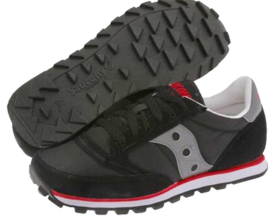 best authentic ce1a5 7c727 Black Grey Jazz Sneakers