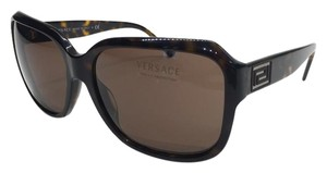 Versace NEW VERSACE SQUARE SUNGLASSES MOD 4207 108/73 FREE 3 DAY SHIPPING
