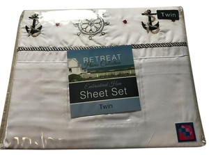 Other Embroidered twin sheet set
