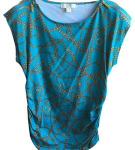 Michael Kors T Shirt teal