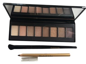 Elizabeth Arden NEW Elizabeth Arden Eye Shadow Palette, Brush & Eyeliner