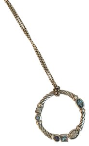 David Yurman Sterling necklace