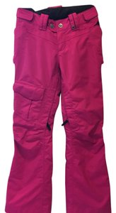 The North Face Snow Outdoor Activewear Athletic Pants Pink