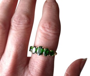 Other Chrome diopside ring