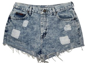 Urban Outfitters Cut Off Shorts Light Distressed wash