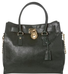 Michael Kors Tote in Forest green