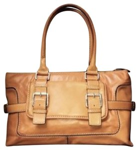Michael Kors Kors Kors Brown Tote Tote Leather Kors Shoulder Bag