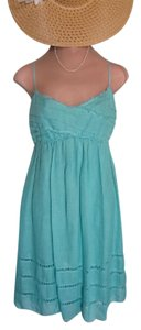 M.S.S.P. Color Excel Fabric Elastic Waist Adj. Straps Fast Shipping Dress