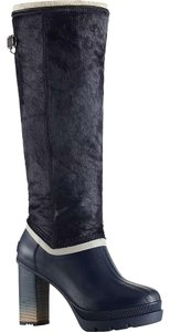 Sorel Collegiate Navy, Black Ombre Boots