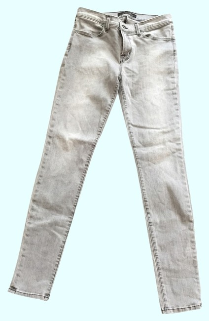J Brand Cigarette Stretch Stretchy Stretch Skinny Skinny Skinny Jeans-Medium Wash