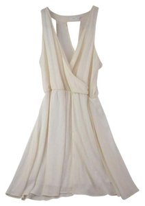 Lush Urbanoutfitters Ivory Cute Bridal Dress