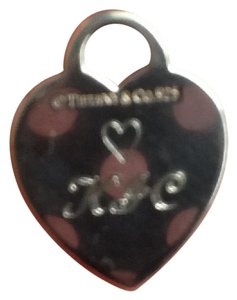 Tiffany & Co. Tiffany large heart sterling charml