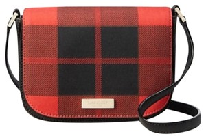 Kate Spade Newbury Red Wkru3962 Cross Body Bag