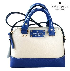 Kate Spade Hanna Handbag Wkru2895 Cross Body Bag