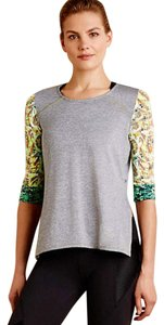 Anthropologie Sprout T Shirt Grey
