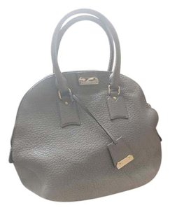 Burberry Satchel in TAUPE
