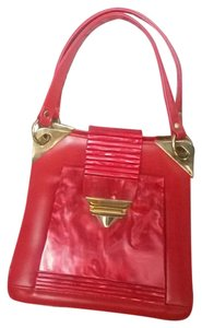 Guang Tong Satchel in Red