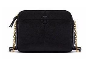 Tory Burch Patent Leather Cross Body Bag