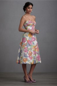 Multi-colored In Full Bloom Dress