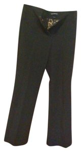 Express Trouser Pants black with red/whit pin strips