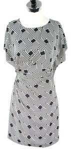 Diane von Furstenberg Silk Geometric Dress