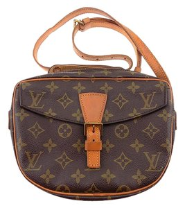 Louis Vuitton Jeune Fille Monogram Pm Cross Body Bag