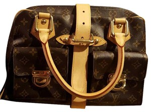 Louis Vuitton Satchel in Comes with dust bag