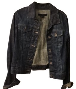Calvin Klein dark denim Womens Jean Jacket