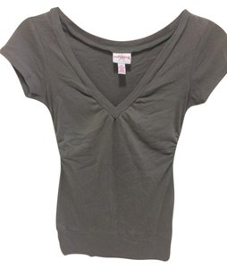One Step Ahead Top Gray