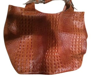 Other Tote in Rust brown