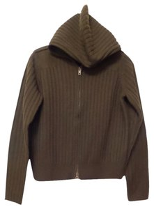 Sundance Hoodie Merino Knit Jacket Cardigan Sweater