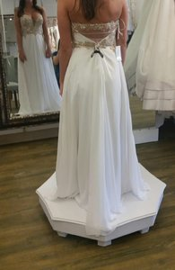 Faviana Chiffon Dress Wedding Dress