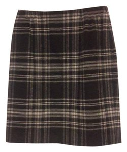 Jones New York Skirt charcoal black