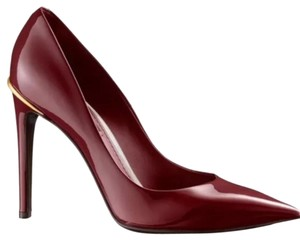 Louis Vuitton Bordeaux Pumps
