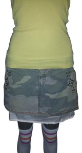 Jordache Small Sale 15off Mini Skirt Camo