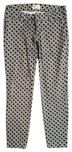 Old Navy Trouser Pants Black and white