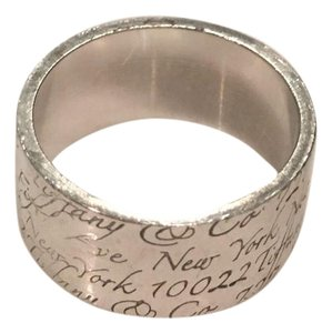 Tiffany & Co. Tiffanys Notes Ring