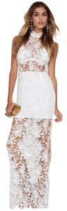 Nasty Gal Bachelorette Rehearsal Dinner Wedding Date Love Cat Dress